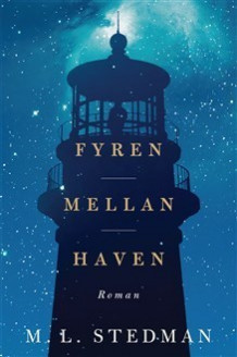 Fyren mellan haven av M. L. Stedman (Lydbok MP3-CD)