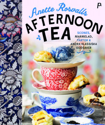 Afternoon Tea av Anette Rosvall (Innbundet)