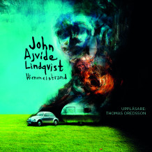 Himmelstrand av John Ajvide Lindqvist (Lydbok MP3-CD)