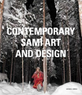 Omslag - Contemporary sami art and design