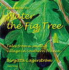 Omslag - Remember to water the fig tree