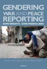 Omslag - Gendering war and peace reporting. Some insights - some missing links