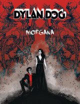 Omslag - Dylan Dog. Morgana