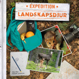 Omslag - Expedition landskapsdjur