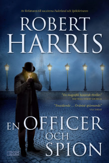 En officer och spion av Robert Harris (Innbundet)
