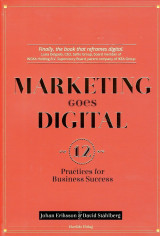 Omslag - Marketing goes digital : 12 Practices for business success