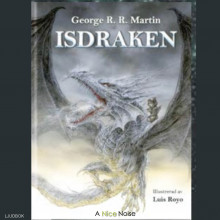 Isdraken av George R. R. Martin (Lydbok MP3-CD)