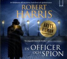 En officer och spion av Robert Harris (Lydbok MP3-CD)