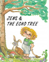Omslag - Jens and The Echo Tree