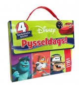 Omslag - Disney: pysseldags!