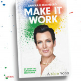 Omslag - Make it  work : en guide till fungerande relationer
