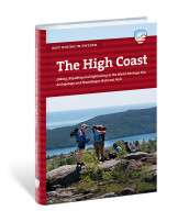 The High Coast : hiking, kayaking and sightseeing in the world heritage site, archipelago and Skuleskogen national park av Steven Ekholm (Heftet)