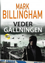 Vedergällningen av Mark Billingham (Lydbok MP3-CD)