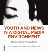 Omslag - Youth and News in a Digital Media Environment