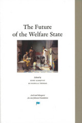 Omslag - The Future of the Welfare State
