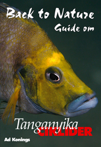 Back to Nature Guide om Tanganyikaciklider av Ad Konings (Innbundet)