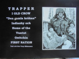 Omslag - Trapper i Old Crow