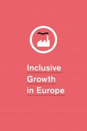 Inclusive growth in Europe av Andreas Bergström, Pontus Braunerhjelm, Anna Felländer, Olav Fumarola Unsgaard, Karl Palmås, Raul Ramos, Vicente Royuela, Clara Sandelind, Evelina Stadin, Karl Wennberg, Roger Wessman og Karin Zelano (Heftet)