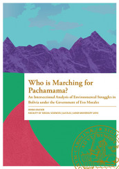Who is Marching for Pachamama? av Anna Kaijser (Heftet)