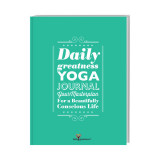 Omslag - Dailygreatness Yoga Journal
