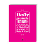 Omslag - Dailygreatness Training Journal