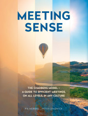 Meeting sense : the Chadberg Model - a guide to efficient meetings, on all levels, in any culture av Peter Chadwick og Pia Moberg (Heftet)