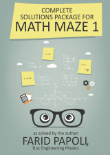 Omslag - Complete Solutions Package to Math Maze 1