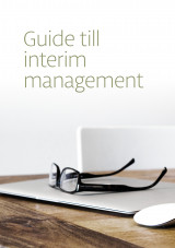 Omslag - Guide till interim management