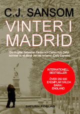 Omslag - Vinter i Madrid