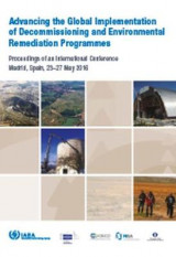 Omslag - Advancing the Global Implementation of Decommissioning and Environmental Remediation Programmes