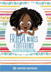 Frieda makes a difference av United Nations (Innbundet)