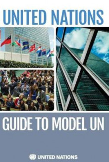 United Nations guide to model UN av United Nations (Heftet)