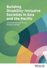 Omslag - Building Disability-Inclusive Societies in Asia and the Pacific