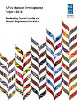 Omslag - Africa Human Development Report 2016