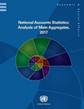 National accounts statistics av United Nations: Department of Economic and Social Affairs: Statistics Division (Innbundet)