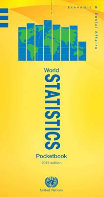 World Statistics Pocketbook 2015 av United Nations (Heftet)