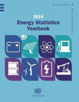 Omslag - Energy Statistics Yearbook 2014