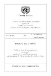 Treaty Series 2946 (English/French Edition) av United Nations Office of Legal Affairs (Heftet)