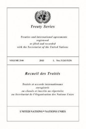 Treaty Series 2948 (English/French Edition) av United Nations Office of Legal Affairs (Heftet)