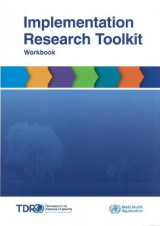 Omslag - Implementation Research Toolkit