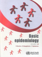 Omslag - Basic Epidemiology
