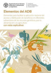 Elementos del ADB av Food and Agriculture Organization of the United Nations (Heftet)