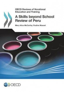 A skills beyond school review of Peru av Mary Alice McCarthy, Organisation for Economic Co-Operation and Development og Pauline Musset (Heftet)