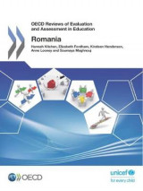 Omslag - OECD Reviews of Evaluation and Assessment in Education Romania 2017