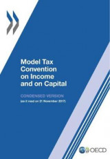 Omslag - Model Tax Convention on Income and on Capital