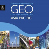 Omslag - Global Environment Outlook 6 (GEO-6): Regional Assessment for Asia and the Pacific