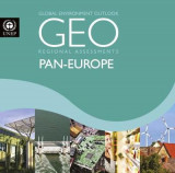 Omslag - Global Environment Outlook 6 (GEO-6): Assessment for the Pan-European Region