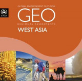 Omslag - Global Environment Outlook 6 (GEO-6): Regional Assessment for West Asia