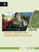 Omslag - Global Gender and Environment Outlook 2016