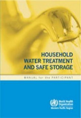 Omslag - Household Water Treatment and Safe Storage